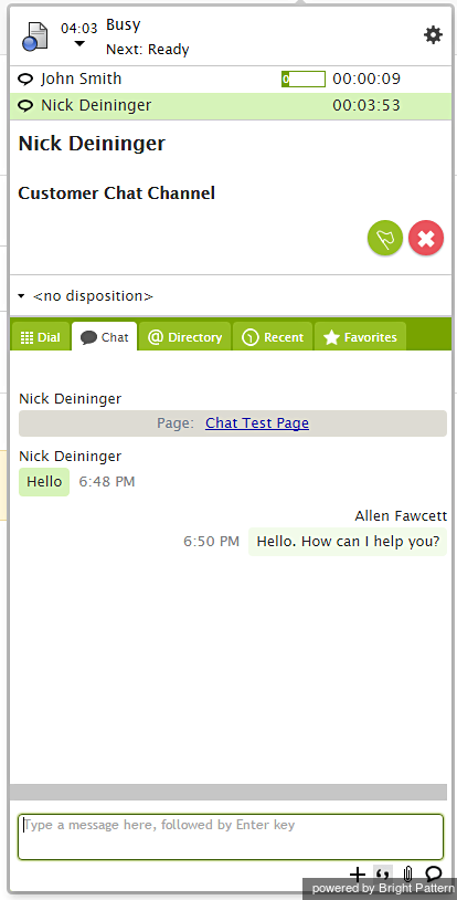 5 3:Zendesk-integration-guide/LiveChatandSMS - Bright